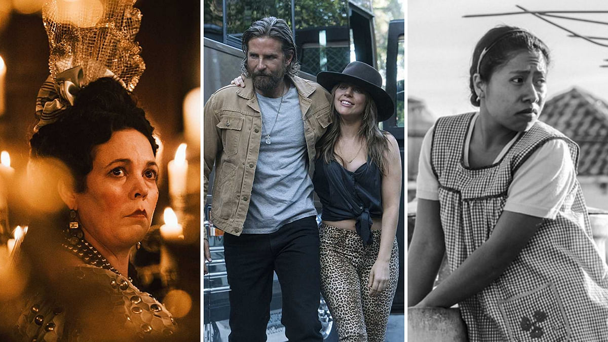 2019 Oscar Nominations: 'Roma' and 'The Favourite' Lead The Race