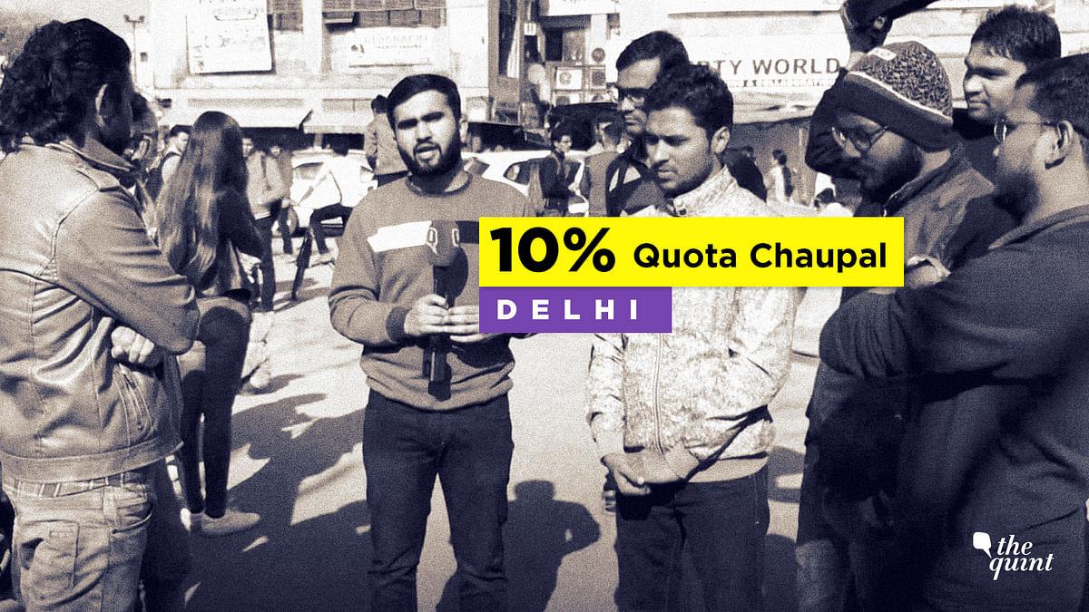 10% Quota Bill: What Do Delhi's UPSC Aspirants Have To Say?