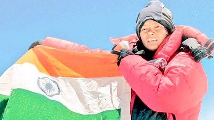 Tweeple Hail  Arunima Sinha For Scaling Antarctica's Highest Peak