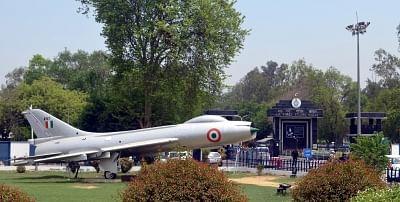Hindon Air Force Station. (File Photo: IANS)