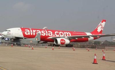 AirAsia Airlines. (File Photo: IANS)