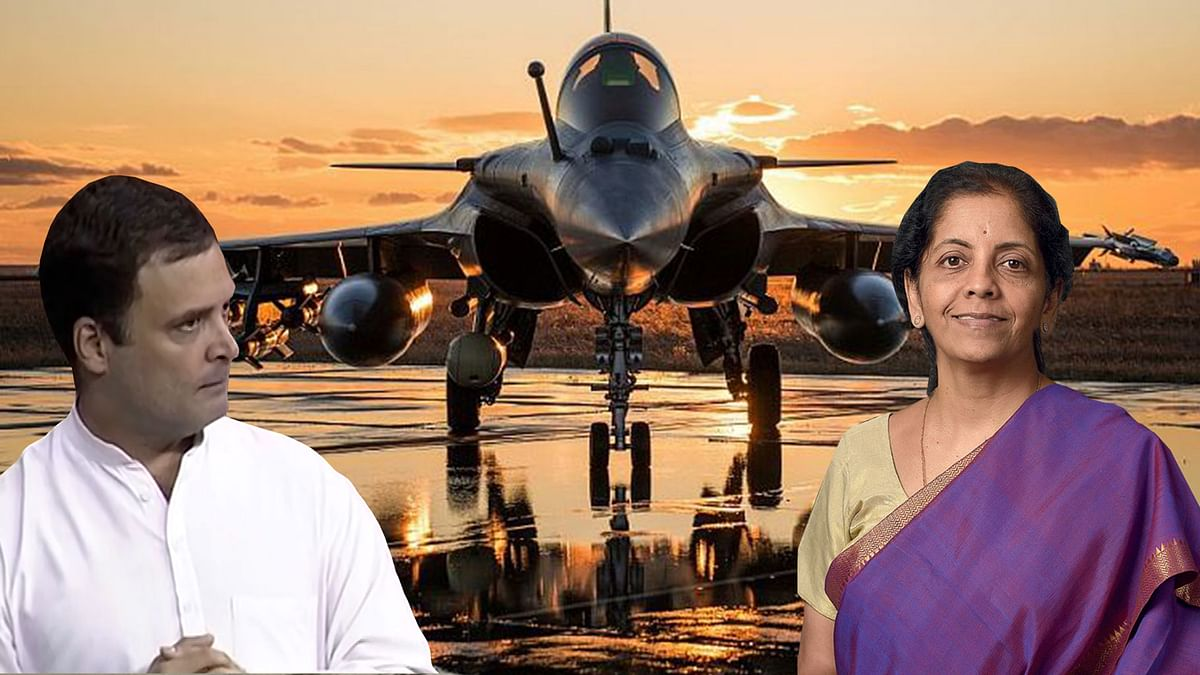 Defence Minister Nirmala Sitharaman gave a point-by-point rebuttal of Rahul Gandhi's charges on Rafale in the Lok Sabha