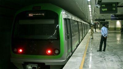 Bengaluru Metro.