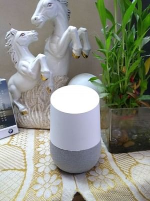 Google launched its voice-activated