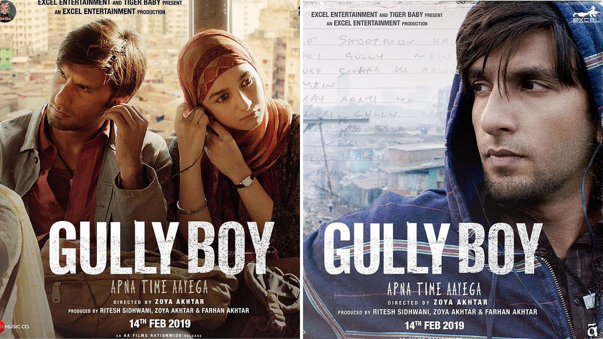 'Gully Boy' Public Review: Audiences Rave Over Ranveer & the Music