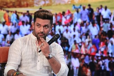 Lok Janshakti Party (LJP) leader Chirag Paswan. (Photo: Amlan Paliwal/IANS)