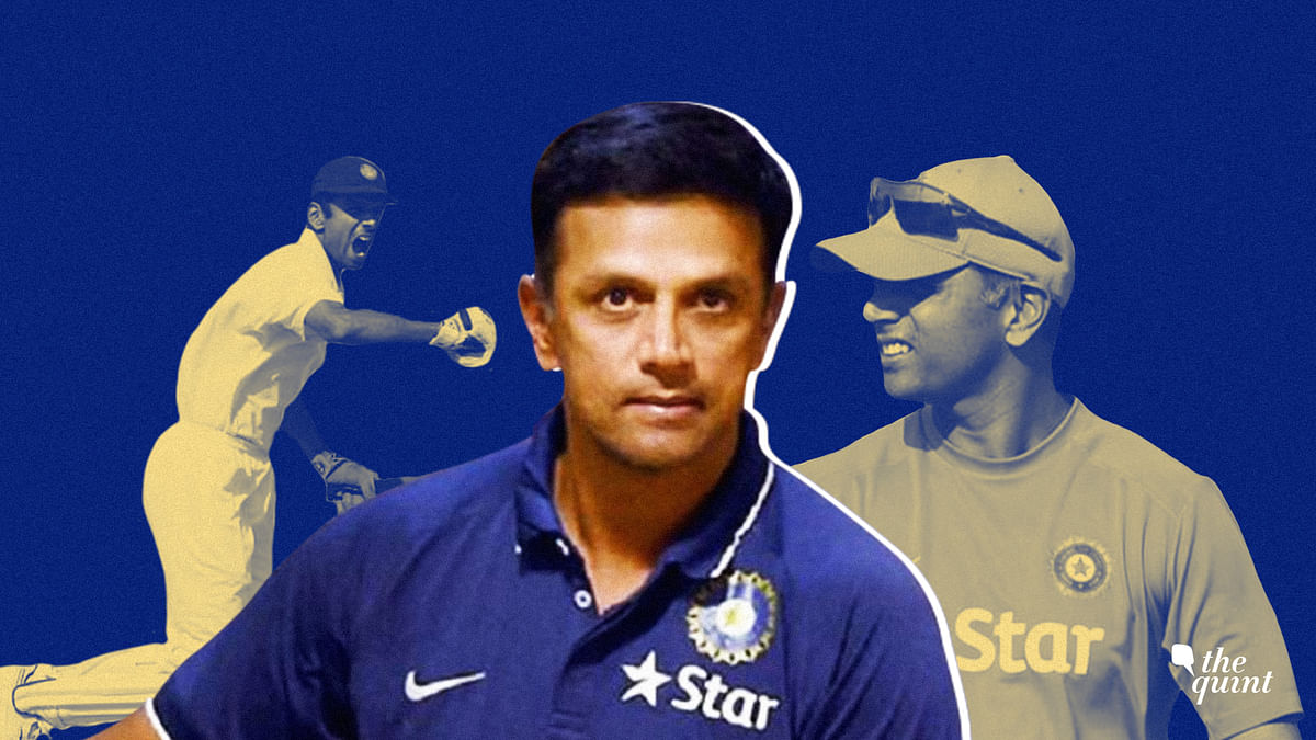 Rahul 'The Wall' Dravid - Cementing India's Future