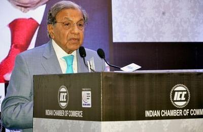 15th Finance Commission Chairman N.K. Singh. (Photo: IANS/PIB)