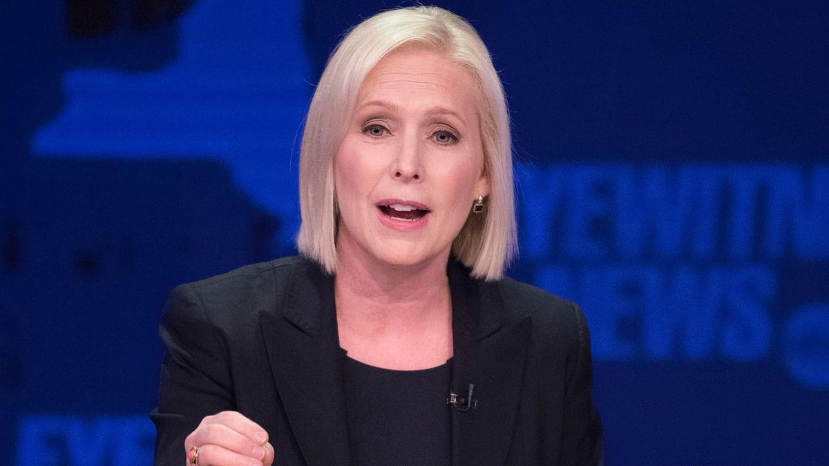 Trump Critic Senator Gillibrand Joins 2020 Presidential Race