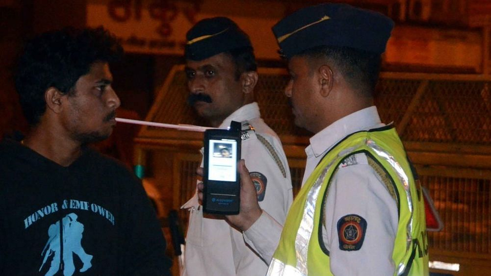 More Than 2,000 Booked for Drink-Driving on NYE & That's Good News