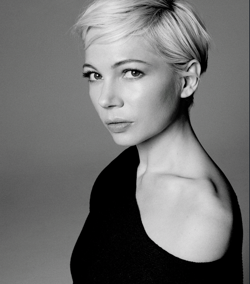 Michelle Williams is known for her work in <i>My Week with Marilyn</i>.