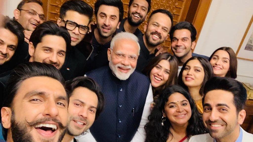 Karan Johar Opens up on PM Modi and 'Politicization' of Bollywood