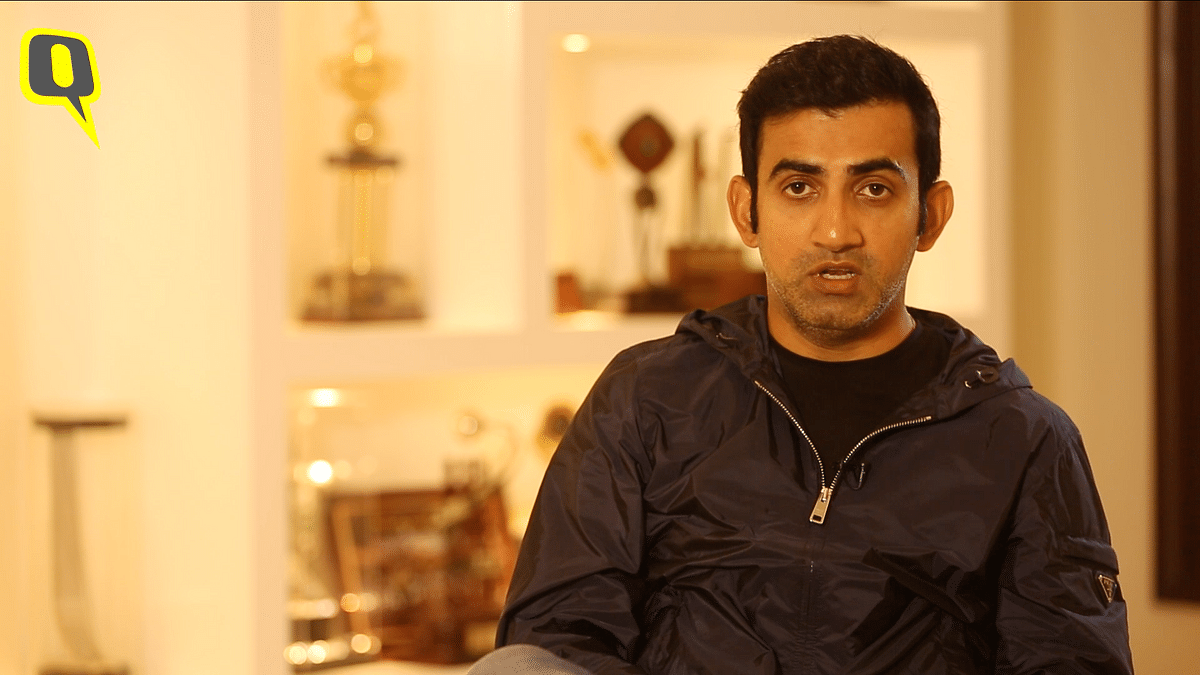 If I Join Politics, Don't Vote for Gautam the Cricketer: Gambhir