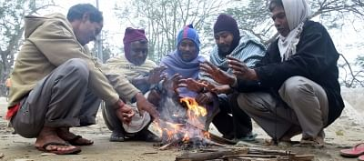 Cold Day. (File Photo: IANS)