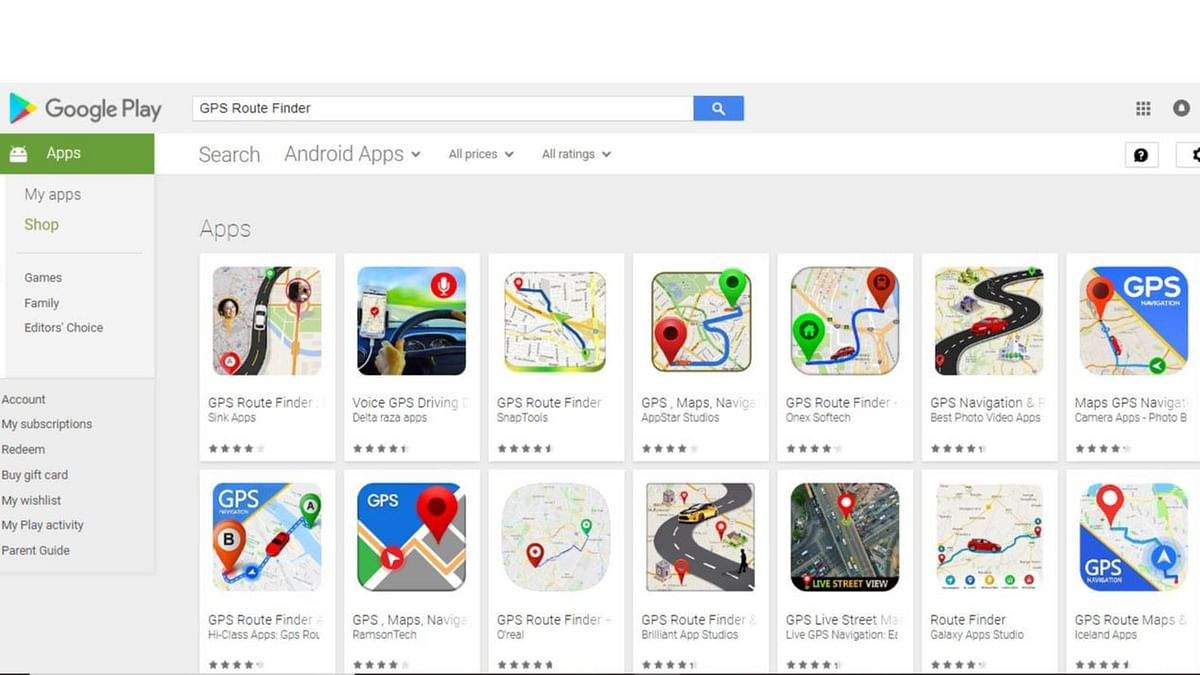 Fake GPS Apps with Over 50 Mn Downloads Found on Google Play Store