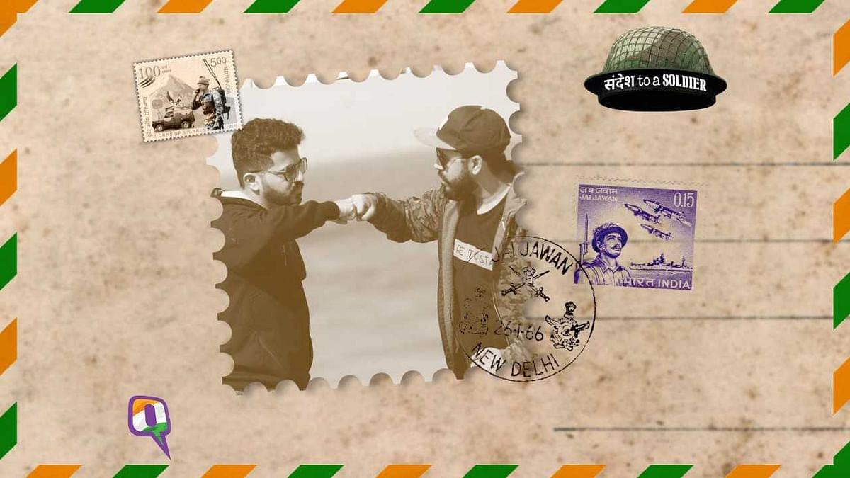 Sandesh to a Soldier: Asli Desh Bhakti - A Republic Day Rap