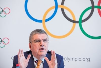 International Olympic Committee (IOC) President Thomas Bach. (File Photo: IANS)
