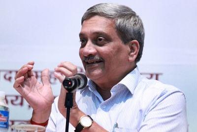 Manohar Parrikar.(File Photo: IANS)