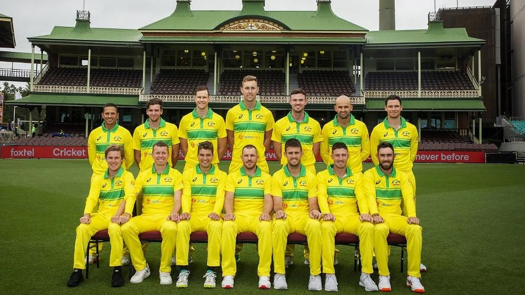 Australia Name XI for 1st ODI vs India, Siddle to Play After 8 Yrs