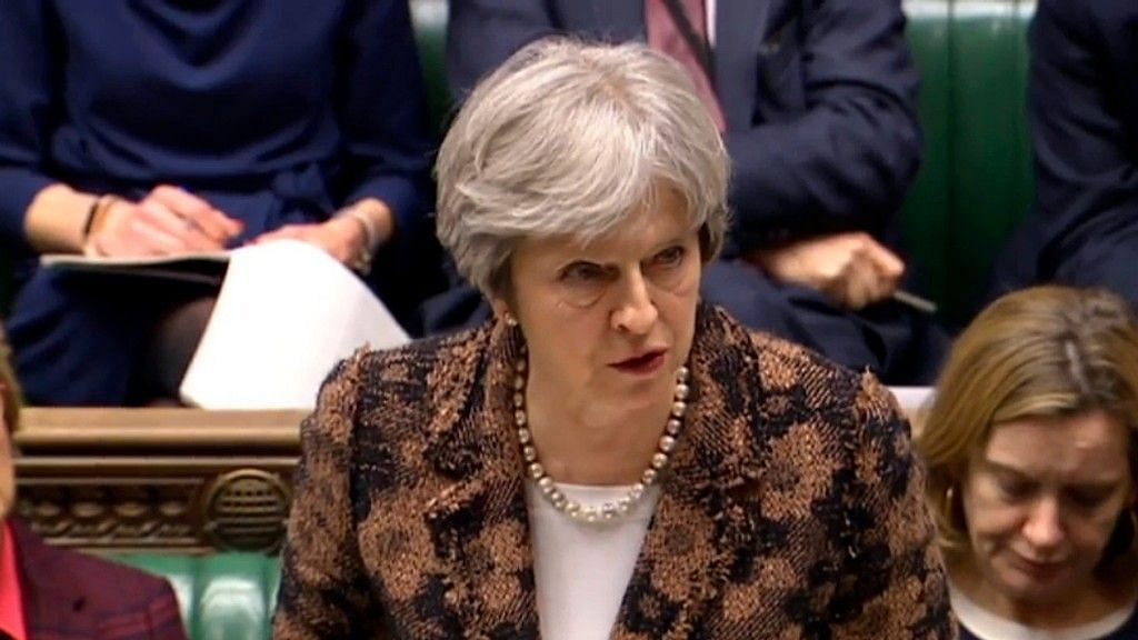 British PM Theresa May to Unveil New Brexit Strategy