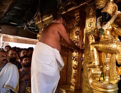 Sabarimala tantri given 15 days to explain why 'purification' ritual