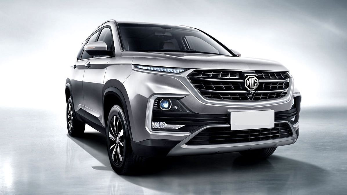 MG Motor's first SUV, the Hector,  is likely to be launched in June 2019 at a Rs 25 lakh price point.
