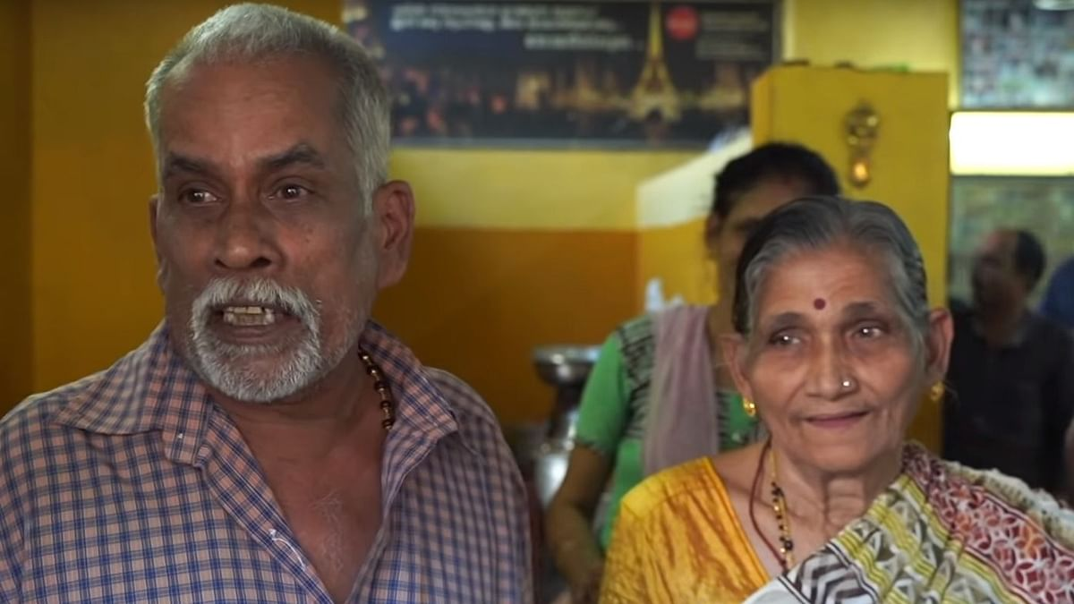 Vijayan and Mohana have been over to 20 countries.