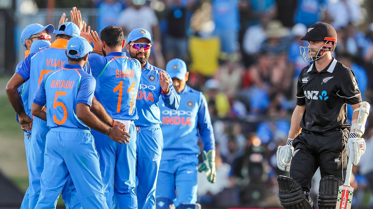 Kuldeep Picks Four as India Close Out 90-Run Victory Over NZ