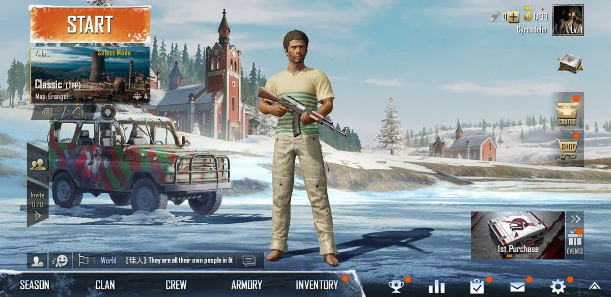 Here's How You Can Download the PUBG Beta Update With Zombie Mode