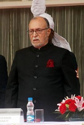 Delhi Lt Governor Anil Baijal.(File Photo: IANS)