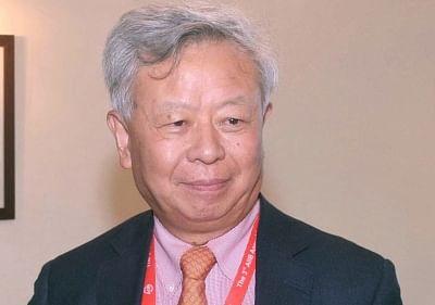 Jin Liqun. (File Photo: IANS)
