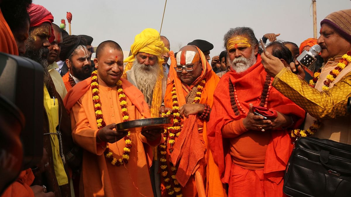 'Ardh' Kumbh 2019 – The 'Purna' of Political Ambition