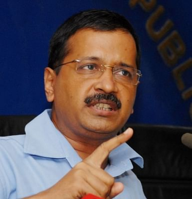 Delhi Chief Minister Arvind Kejriwal. (File Photo: IANS)