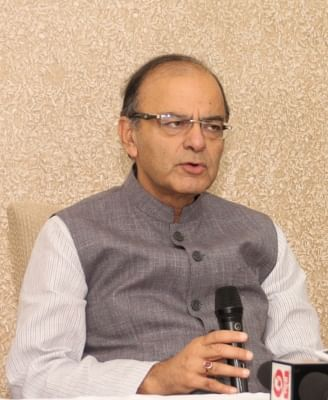 Arun Jaitley. (File Photo: IANS)