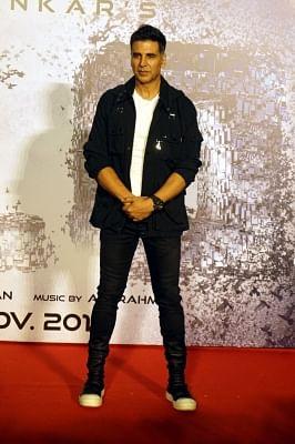 Akshay Kumar (File Photo: IANS)