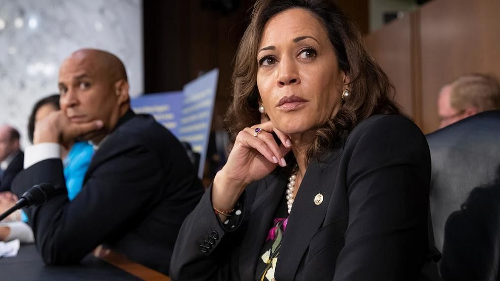Harris has often been criticised for her hard-lined approach in cases, during her time as Attorney General of California.