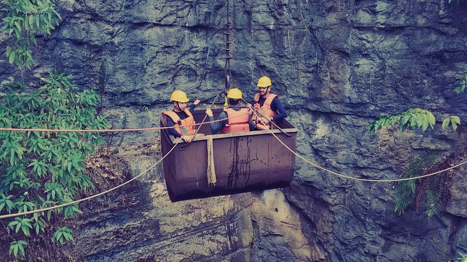 Rescue operations for the 13 miners got stuck inside an illegal rat-hole coal mine in Meghalays's East Jainta Hills district, are underway.
