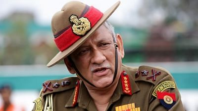 'Won't Hesitate to Take Action': Army Chief's Veiled Dig at Pak