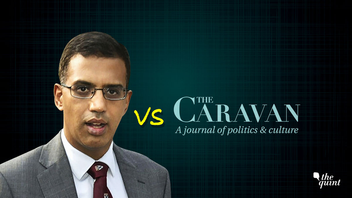 Will the Court Accept Doval's  Defamation Charge Against Caravan?