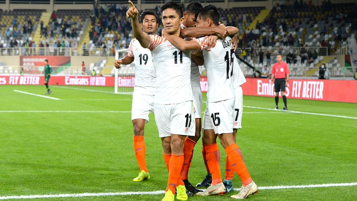 India Start AFC Asian Cup Campaign With Big 4-1 Win vs Thailand