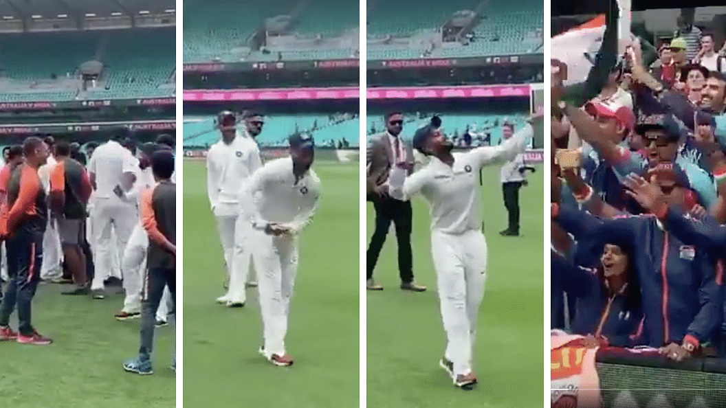 Watch Rishabh Pant's 'Babysitter' Dance After India's Aus Win