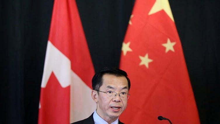 Lu Shaye, China's ambassador to Canada, has spoken out in defense of Meng Wanzhou.