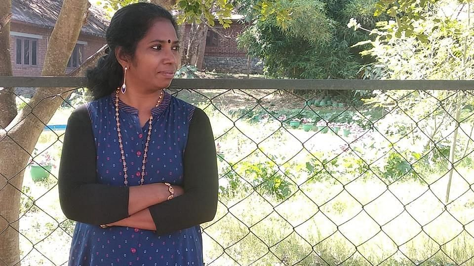 Bindu's 11-year-old daughter has been denied admission in a school after protests outside the said institution.