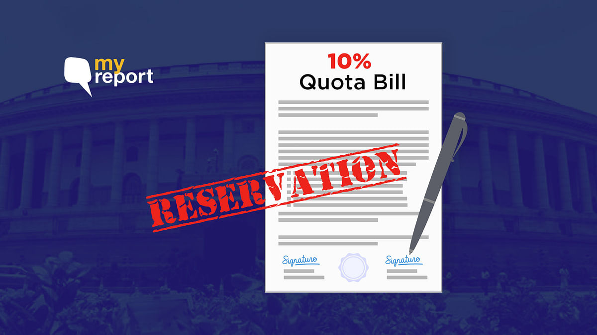 10% Reservation: The Largest Scam on General Category Indians