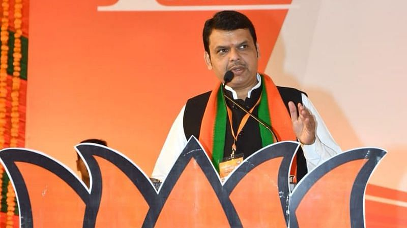 Maharashtra CM Devendra Fadnavis.