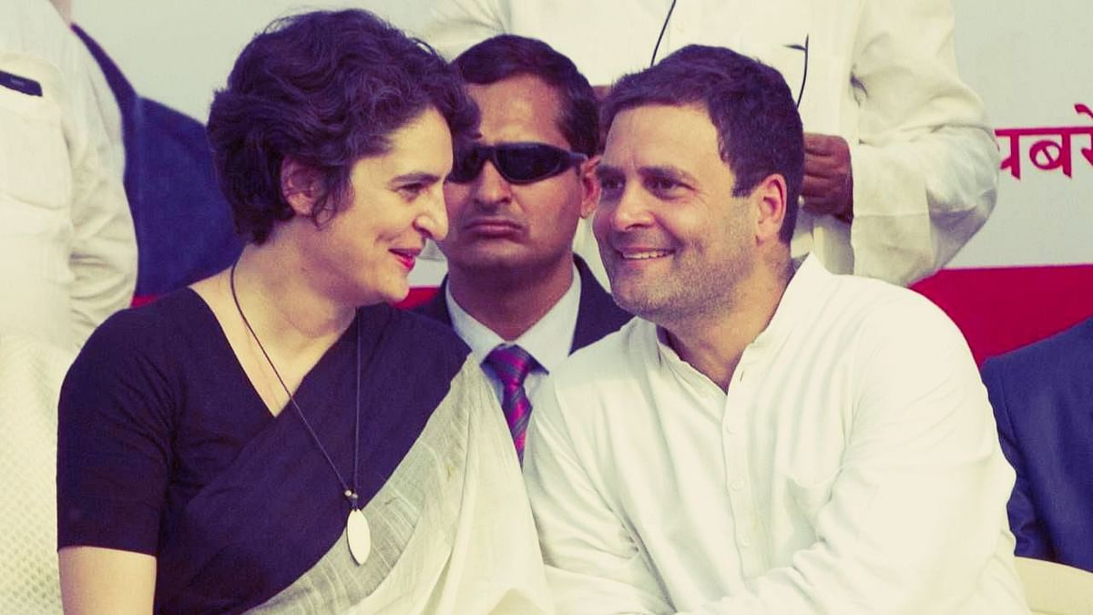 Rahul's comments came hours after Priyanka became AICC general secretary and was made in-charge of eastern Uttar Pradesh.