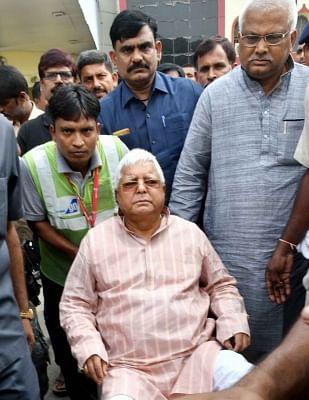 RJD chief Lalu Prasad Yadav. (Photo: IANS)