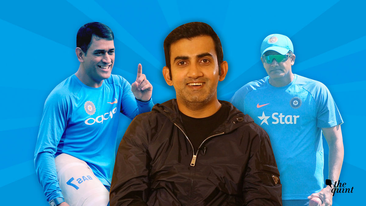Gautam Gambhir on Dhoni, Napier Test & A Career with Insecurities