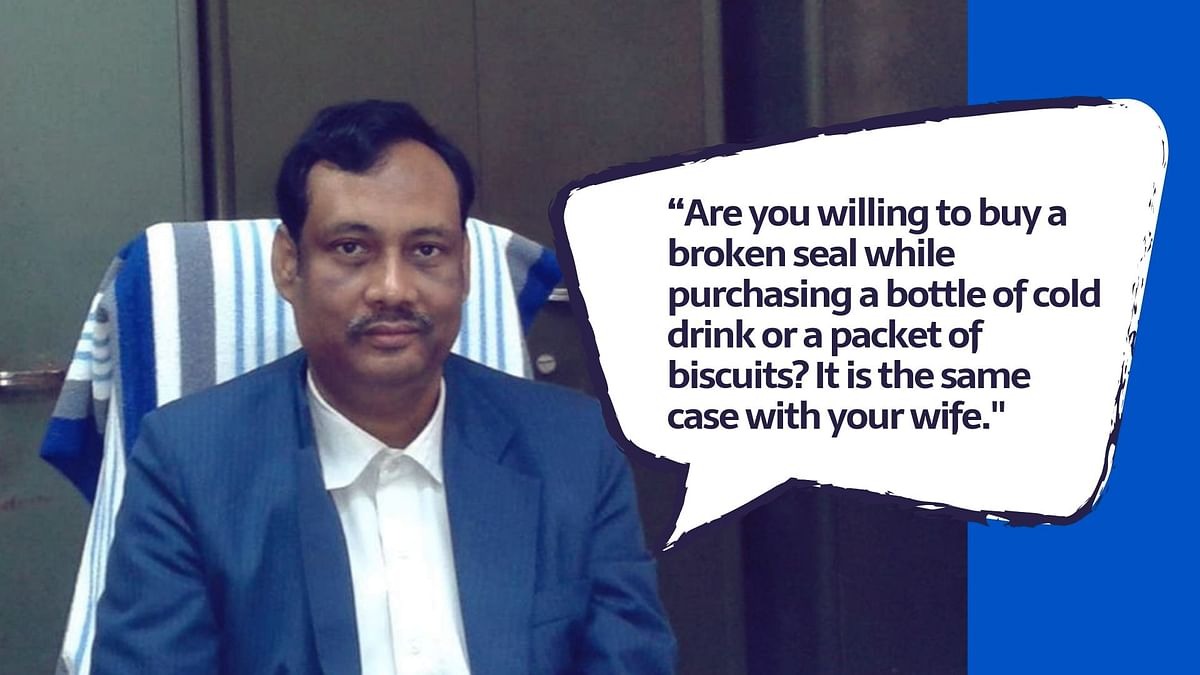 "Kanak Sarkar, a Jadavpur University professor, has received massive backlash for a Facebook post comparing the virginity of a woman with the seal of a ""cold drink bottle or a packet of biscuits."""