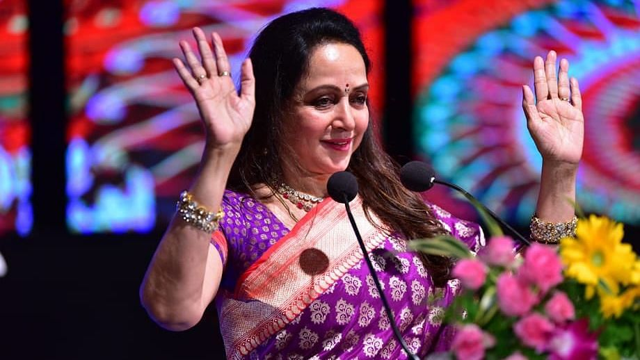 Have BJP's Green Signal to Contest from Mathura Again: Hema Malini